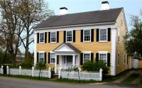 Stately Colonial in Historic Edgartown