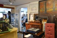 Inside Pyewacket's Antiques